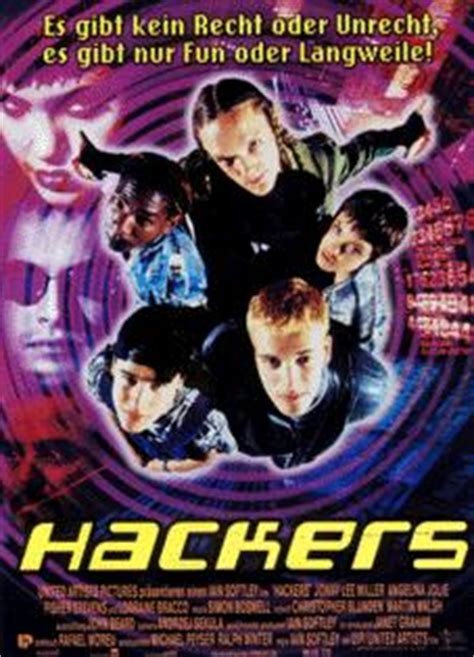 film para hacker filmplakat hackers im netz des fbi 1995 plakat 1