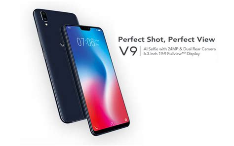 Vivo V9 64gb 4gb Free Gift 4g Lte Garansi Resmi Indonesia 1 vivo v9 now official in the philippines screen notch
