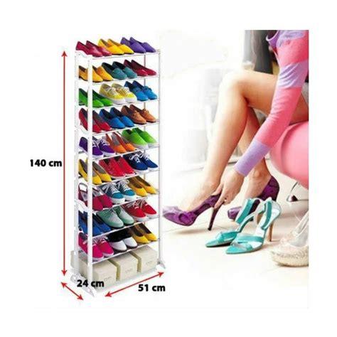 Harga Rak Sepatu 10 Susun amazing shoe rack rak sepatu 10 susun daftar harga