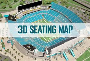 Jaguar Stadium Seating Chart Jacksonville Jaguars Ticket Sales