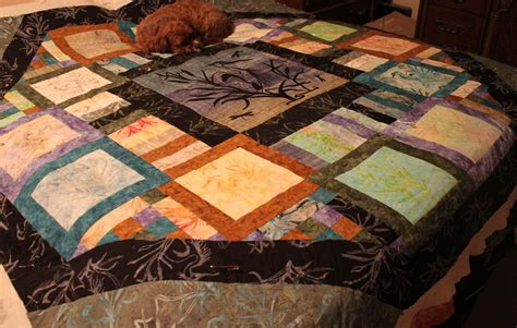 Quilting Board by Sand Topper Ready For Quilting