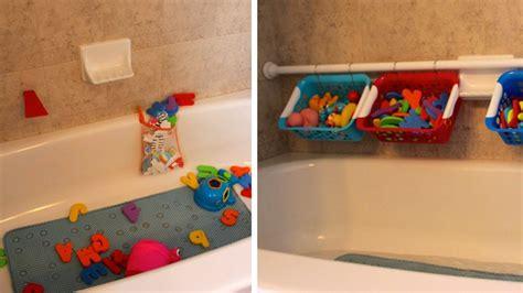 baignoire jouet 10 id 233 es et astuces pour ranger les jouets pas b 234 te