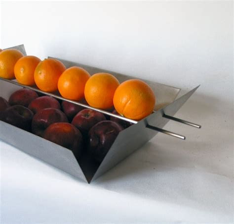 modern fruit modern fruit bowl apples and oranges series by