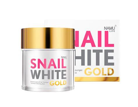 Snail White Masker 40 Gr тайский антивозрастной крем с экстрактом секреции улитки namu snail white gold 50 гр