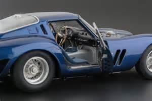 250 Gto Blue Cmc 250 Gto 1962 Blue Cmc Diecast 1 18