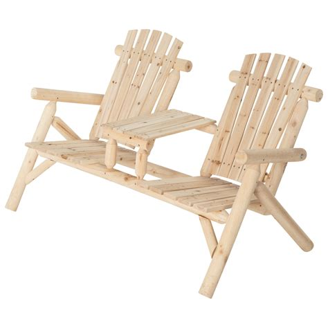 adirondack chair with table stonegate designs wooden adirondack chair with