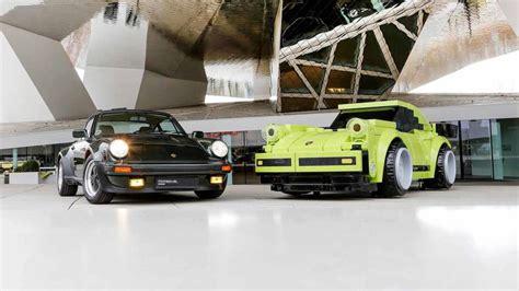 porsche life size life sized porsche 911 turbo photo
