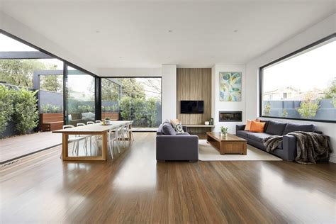 the living room malvern east malvern residence in australia e architect
