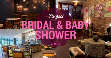 Baby Shower Venues In Singapore by 11 Venues In Klang Valley For Your Next Bridal Or Baby Shower