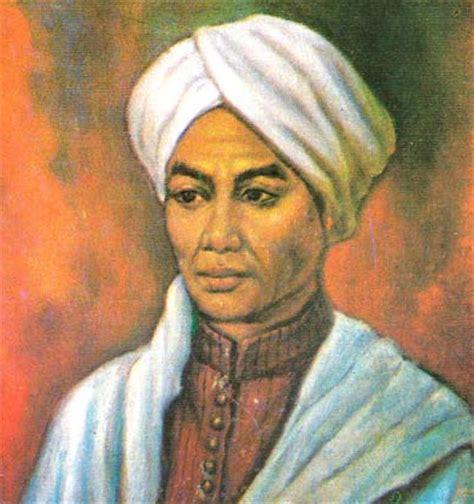 biography pangeran diponegoro bahasa inggris sejarah pangeran diponegoro pahlawan nasional indonesia