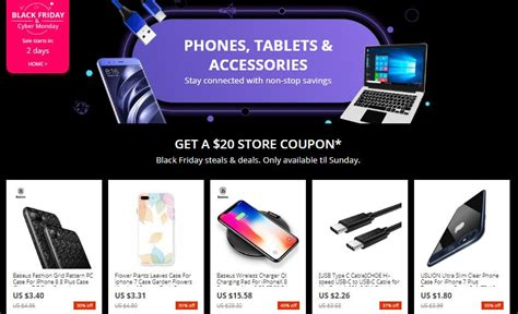 aliexpress black friday sale aliexpress begins sales for black friday after enormous