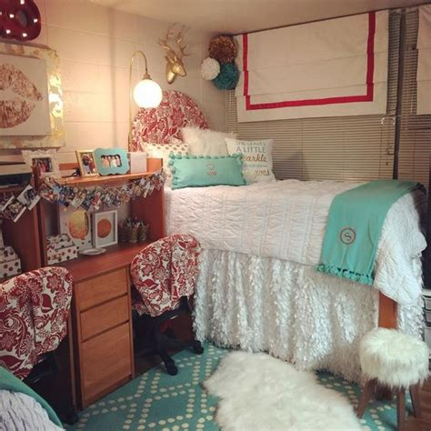 dorm room bed skirts dorm dorm room and big pillows on pinterest