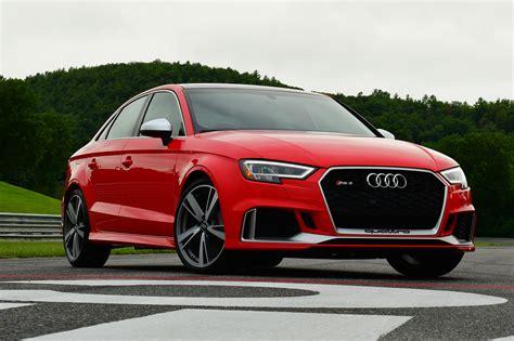 2018 audi rs3 2018 audi rs3 drive review automobile magazine