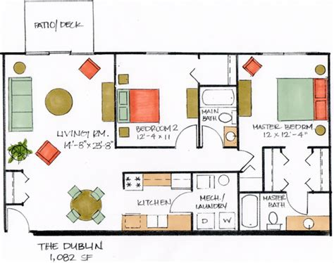 how to do floor plans the dublin floor plan amherst ridge