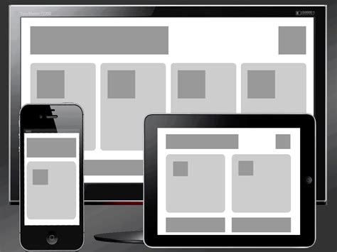 responsive web design rwd and responsive templates