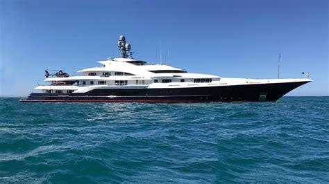 the reborn luxury yacht attessa iv visits puerto vallarta - Yacht Attessa