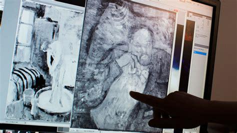 picasso hide paintings ピカソの名画に隠された もう1枚の肖像画 の謎 gigazine