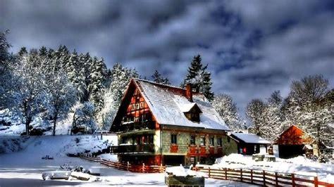 winter cabin winter cabin wallpapers 30 wallpapers wallpapers 4k