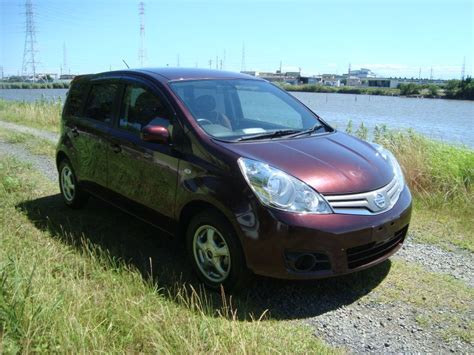 nissan note 2009 interior nissan note 15 brownie interior 2009 used for sale