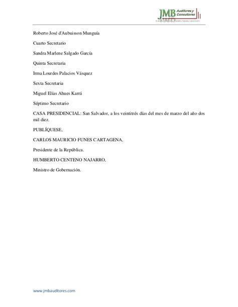 Explanation Letter For Bad Grades Reforma A La Ley Especial Reguladora De La Emisi 243 N Documento 218 Nic