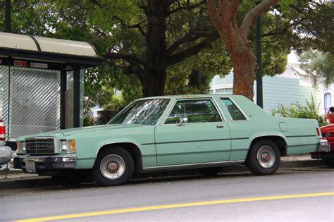 san francisco ford lincoln mercury california streets san francisco sighting 1979