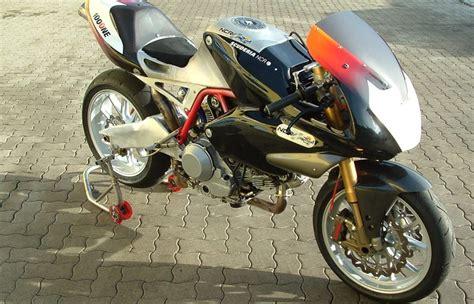 Motorrad Brandner by Umgebautes Motorrad Ncr Millena One Motorrad