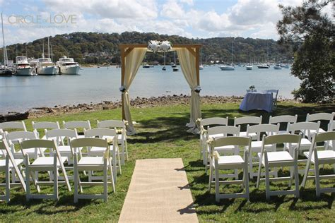 Top wedding ceremony locations in Sydney