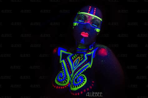 glow in the dark lights blacklight face paint tribal www pixshark com images