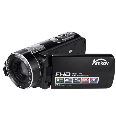 full hd video camera cheapest amkov dv161 full hd 1080p 30fps digital video