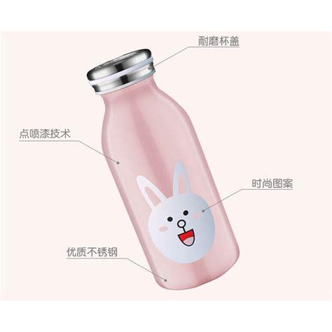 Botol Minum Stainless Cars botol minum stainless steel anak gambar kartun 350ml
