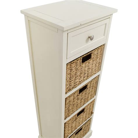 tall shelf with drawers 28 off tall white storage unit with drawer and wicker