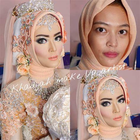 Makeup Khadijah Azzahra sentuhan mekap wanita ini mu mengubah wajah