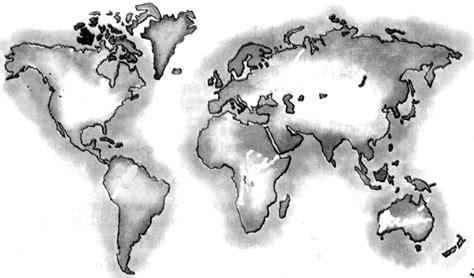 imagenes del mapamundi en blanco y negro mapamundi a blanco y negro imagui