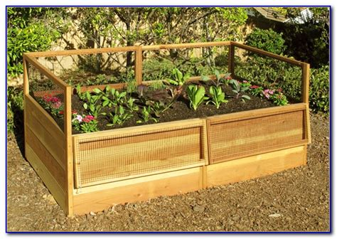 cedar raised garden bed plans cedar raised garden beds by olt garden home decorating