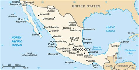 map of mexico and cities map of mexico with cities mexico map with cities