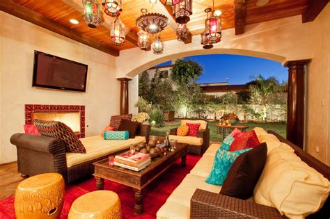 Moroccan Style Living Room Decor by 18 Modern Moroccan Style Living Room Design Ideas Style