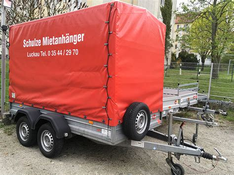 Anh Nger Mieten Cottbus anh 228 ngervermietung cottbus schulze anh 228 nger