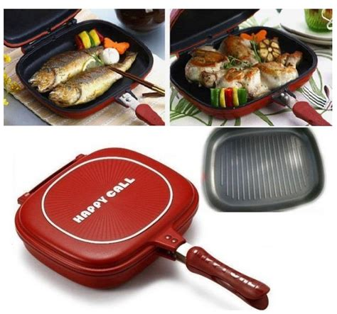 Happy Call Jumbo 32 Cm happy call grill sided jumbo grill pan 32cm