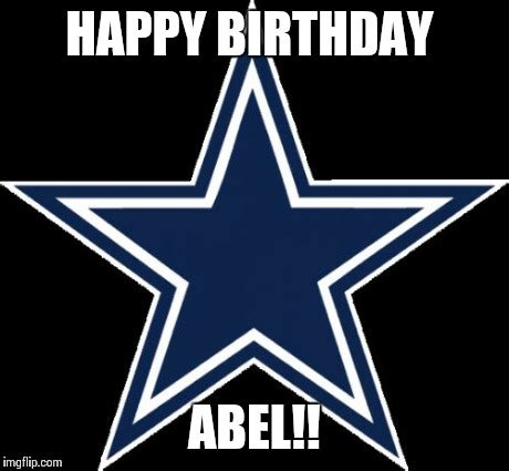 Dallas Cowboys Happy Birthday Memes