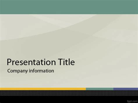 Free Opaque Powerpoint Templates For Businesses Free Simple Powerpoint Templates
