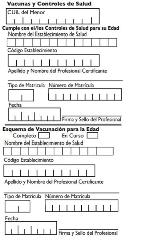 como cambio mi tarjeta asignacin universal por hijo asignaci 211 n universal por hijo c 211 mo presentar la libreta