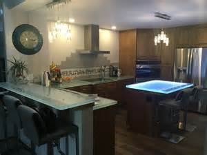 glass kitchen island glass kitchen island glass innovations cbd glass
