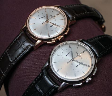 zenith el primero chronograph classic on