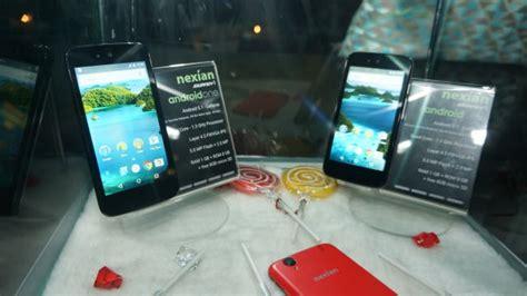 Nexian Journey 1 One Android One news teknologi nexian journey 1 smartphone android one