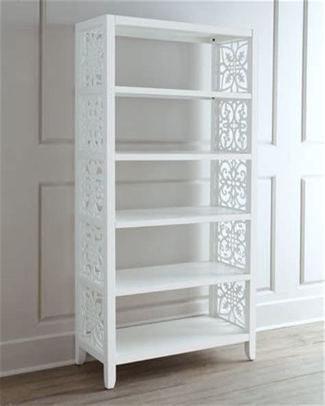 white modern bookshelves white spur bookcase modern bookcases by horchow