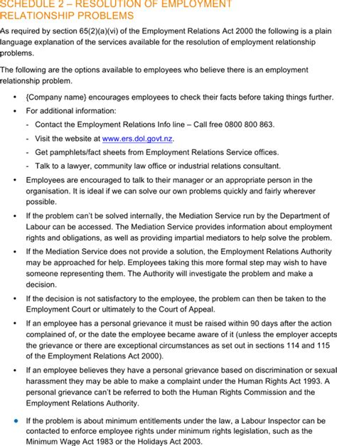 download sle fixed term employment agreement for free