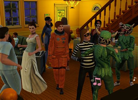 sims 4 halloween costumes blog community the sims 3