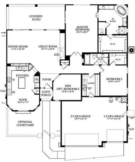 sun city festival floor plans sun city festival fiesta floor plan model home del webb