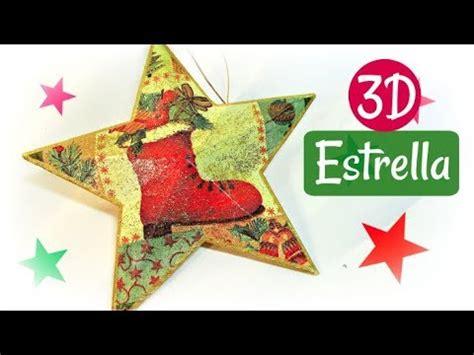 como hacer estrellas de navidad como hacer estrellas de navidad 3d