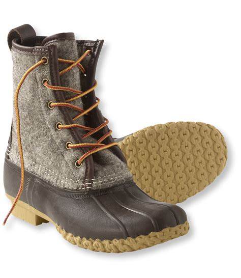 ll bean shoes felt duck boots l l bean my style beans